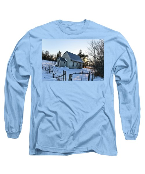 Church On Brewer Road Long Sleeve T-Shirt