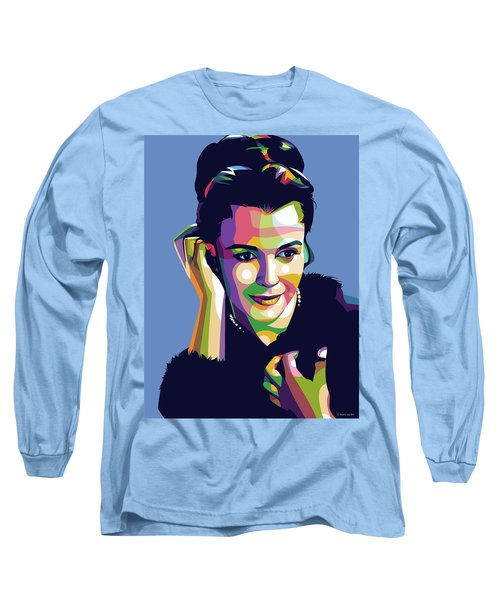 Claire Bloom Long Sleeve T-Shirt