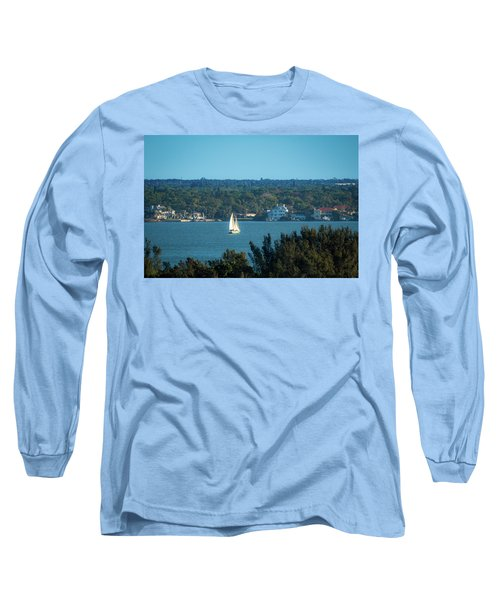 Clearwater Sails Long Sleeve T-Shirt
