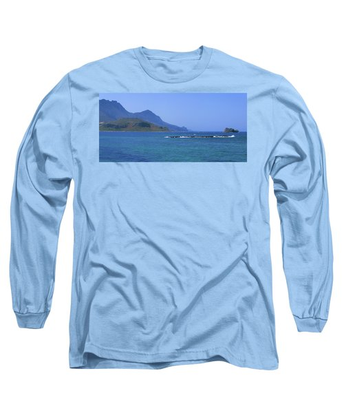 Coast Of Gramvousa Long Sleeve T-Shirt