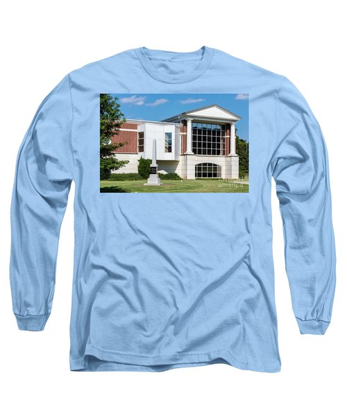 Columbia County Main Library - Evans Ga Long Sleeve T-Shirt