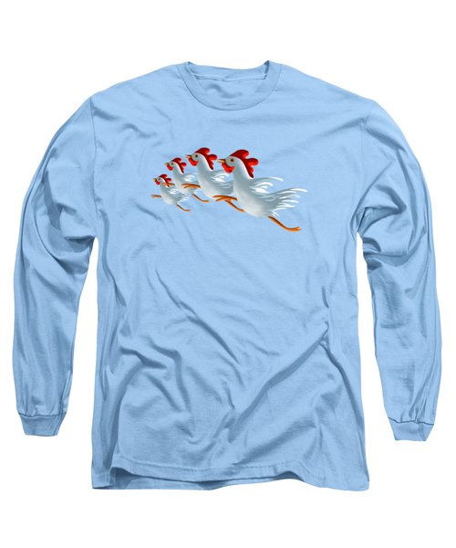 Coop Troupe Shirt Long Sleeve T-Shirt