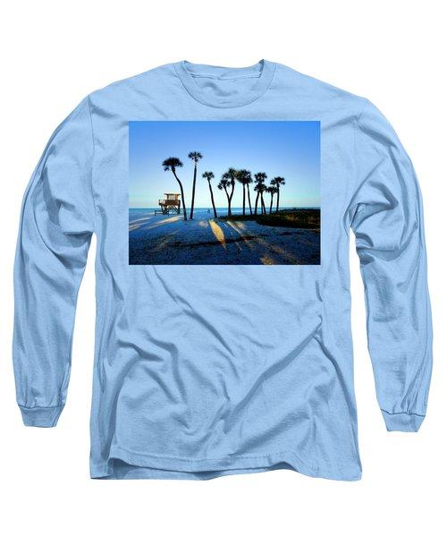 Coquina Palms Long Sleeve T-Shirt