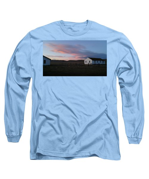 Cue The Coyotes Long Sleeve T-Shirt