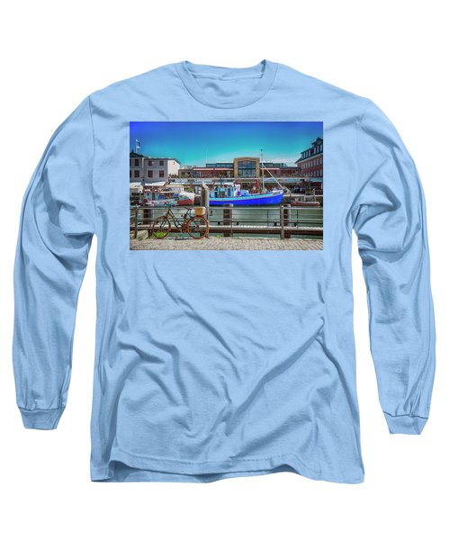 Cycle Or Sail Long Sleeve T-Shirt