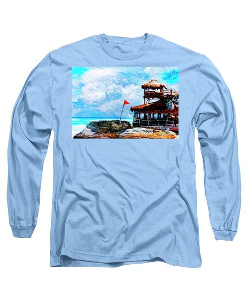 Danger Point Long Sleeve T-Shirt