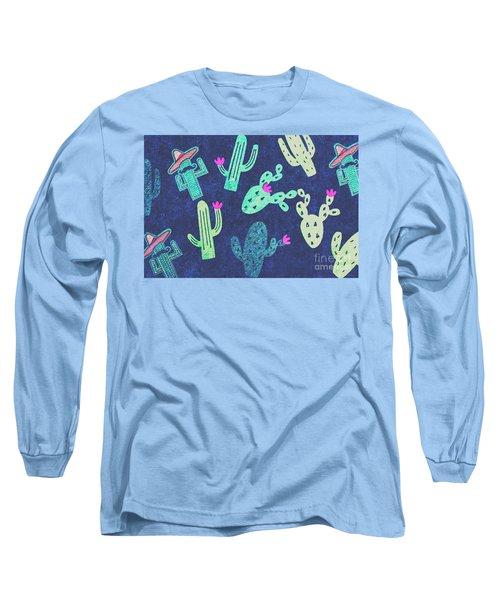 Desert Nights Long Sleeve T-Shirt