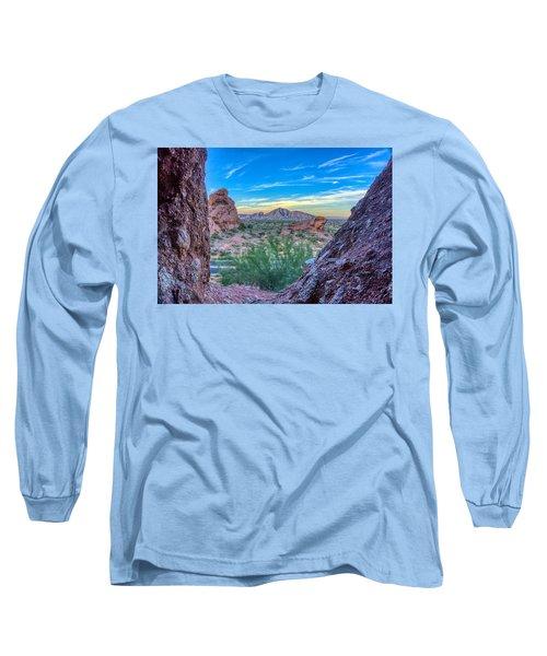 Desert Paradise  Long Sleeve T-Shirt