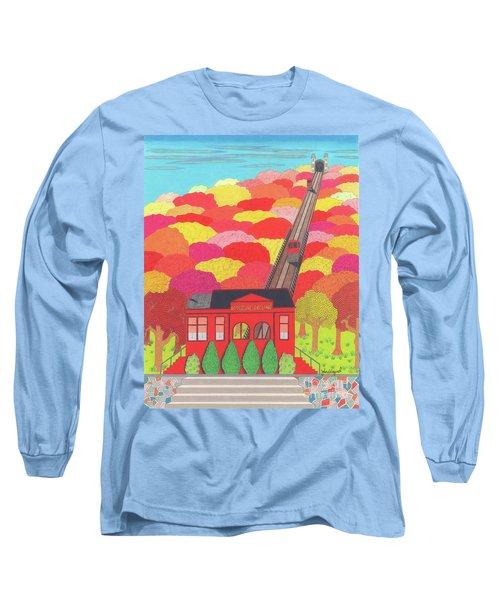 Duquesne Incline Long Sleeve T-Shirt