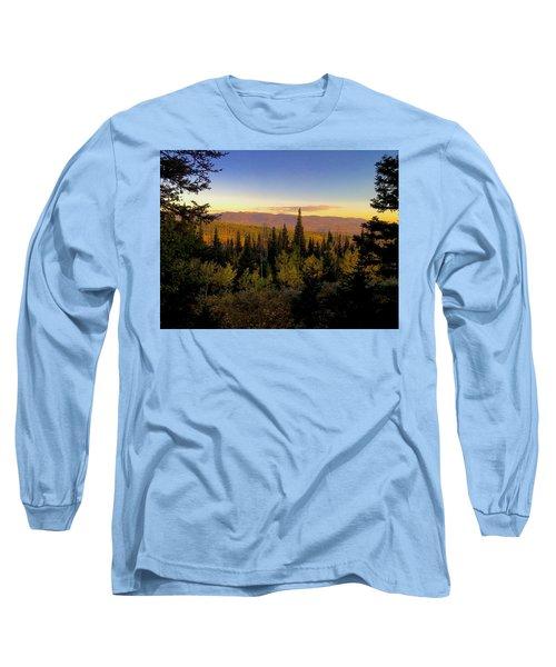 Elk Bluff  Long Sleeve T-Shirt