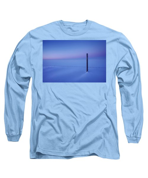 Empty And Cold Long Sleeve T-Shirt