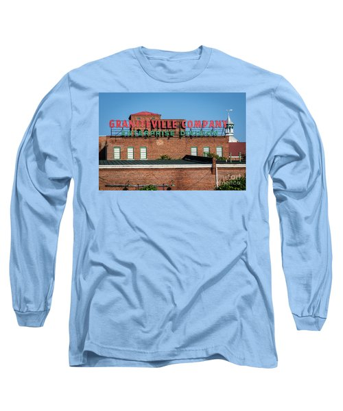 Enterprise Mill - Graniteville Company - Augusta Ga 1 Long Sleeve T-Shirt