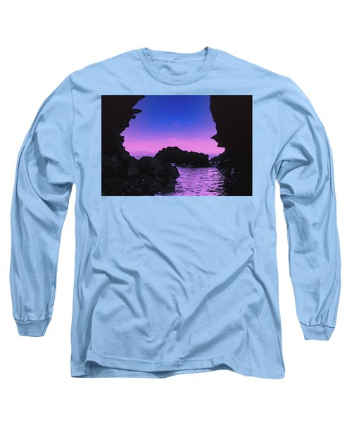 Espiritu Santo Island Long Sleeve T-Shirt