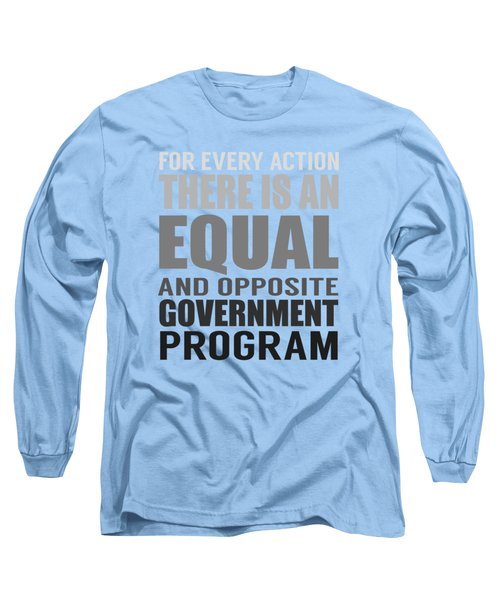 Every Action Long Sleeve T-Shirt