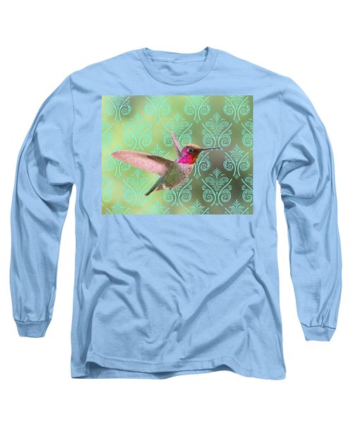 Fancy Too Long Sleeve T-Shirt