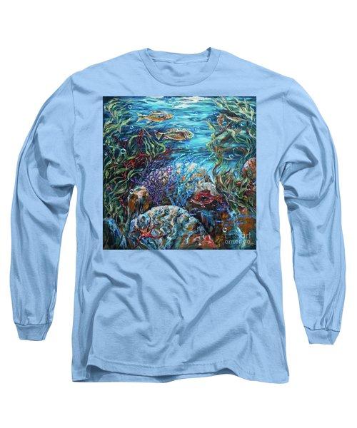 Festive Reef Long Sleeve T-Shirt
