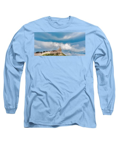 Finger Rock Long Sleeve T-Shirt