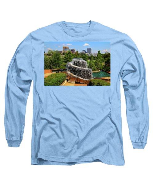 Finlay Park Columbia South Carolina Long Sleeve T-Shirt
