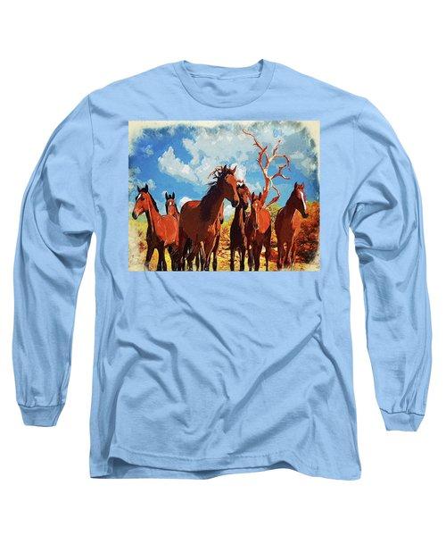 Free Spirits Long Sleeve T-Shirt