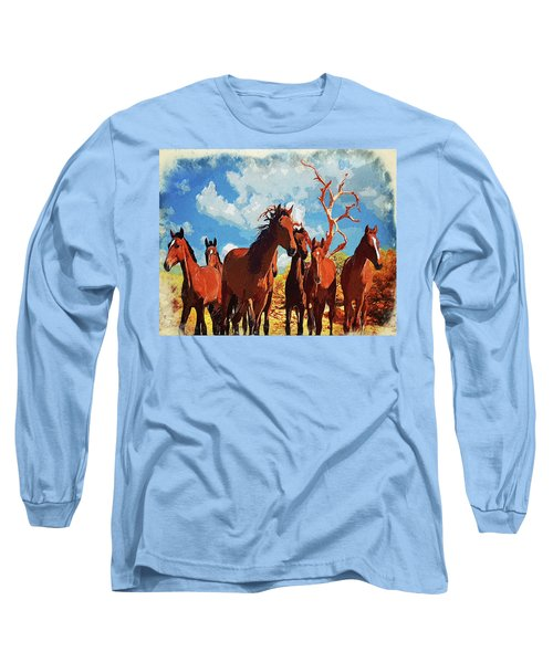 Free Spirits Long Sleeve T-Shirt