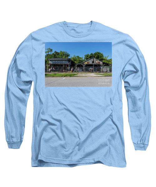 Frog Hollow General Store - Augusta Ga Long Sleeve T-Shirt