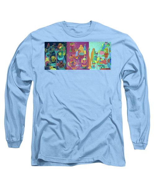Garden Party Long Sleeve T-Shirt