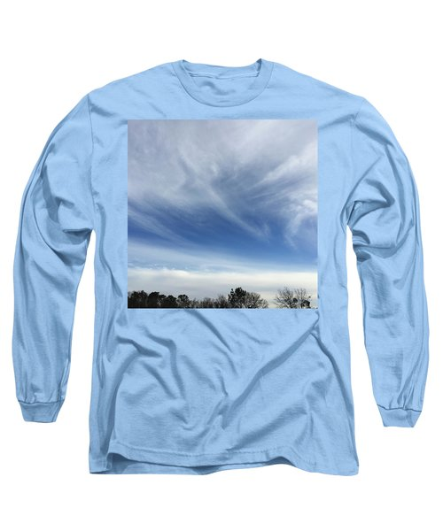 God Is Everywhere Long Sleeve T-Shirt