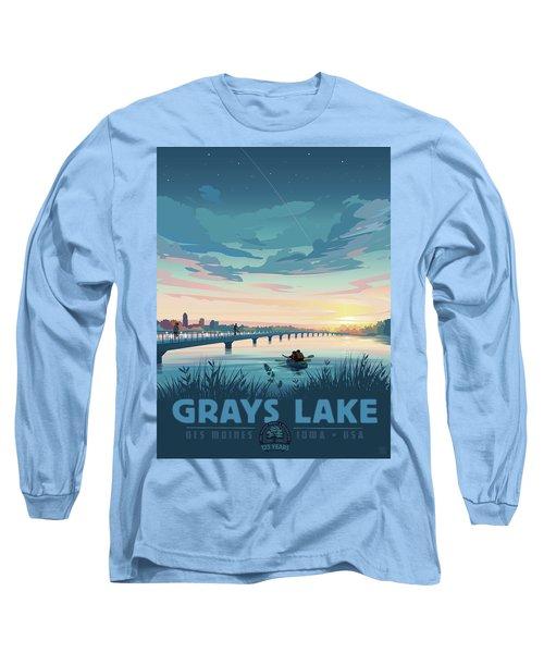 Grays Lake Long Sleeve T-Shirt