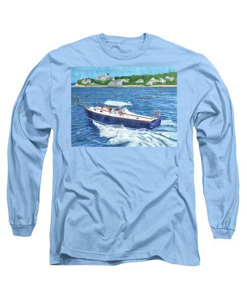 Great Ackpectations Nantucket Long Sleeve T-Shirt