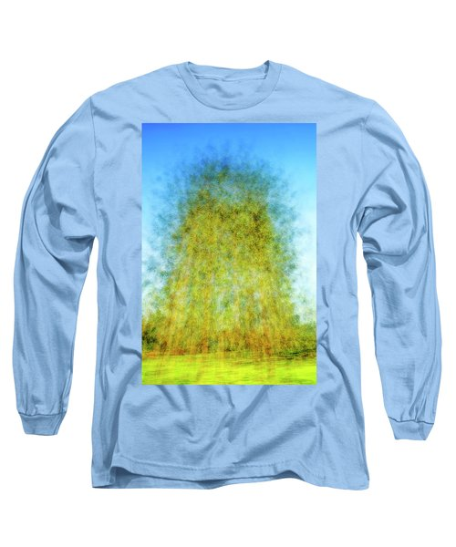 Green Towers Long Sleeve T-Shirt
