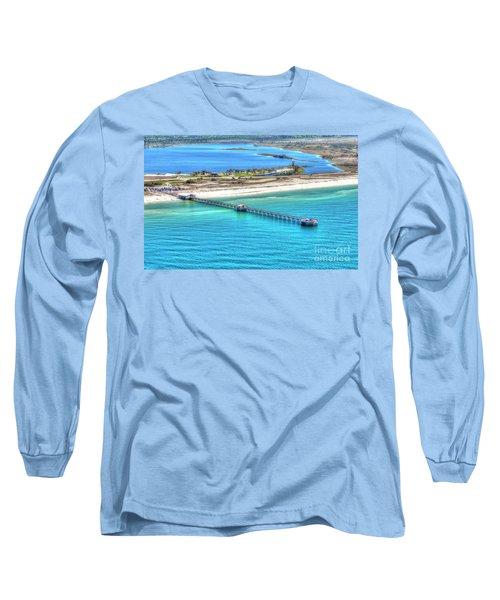 Gulf State Park Pier 7464p3 Long Sleeve T-Shirt