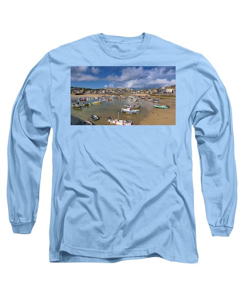 Harbour - St Ives Cornwall Long Sleeve T-Shirt