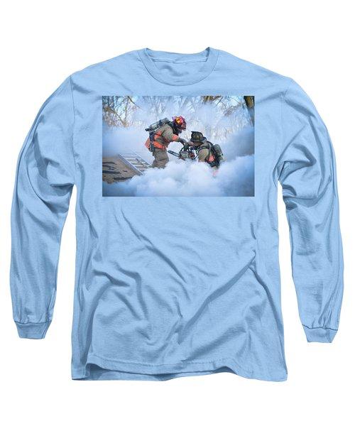 Hazardous Duty Long Sleeve T-Shirt