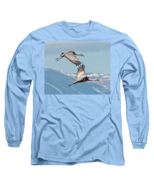 Headed North Long Sleeve T-Shirt