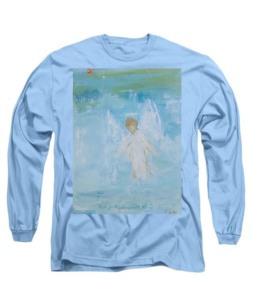 Heavenly Angel Child Long Sleeve T-Shirt