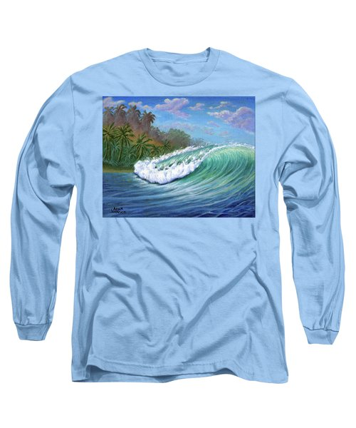 He'e Nalu Long Sleeve T-Shirt