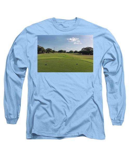 Hole #15 Long Sleeve T-Shirt