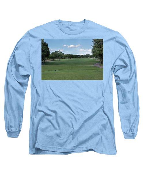 Hole #6 Long Sleeve T-Shirt