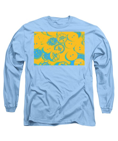 In Old Sailor Fashion Long Sleeve T-Shirt