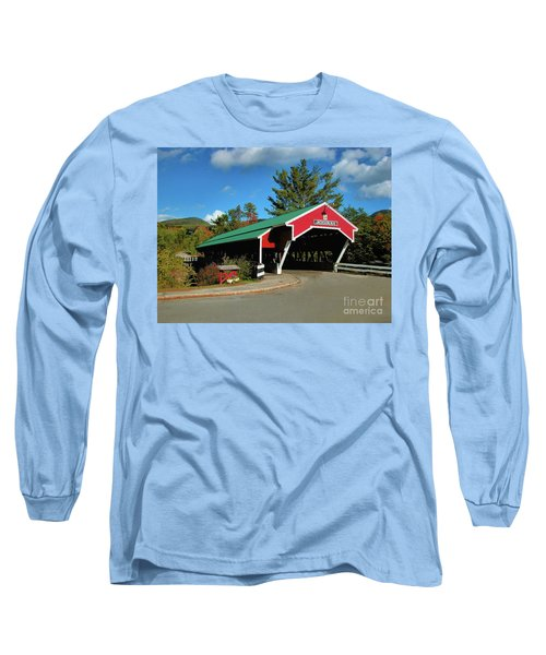 Jackson Covered Bridge Long Sleeve T-Shirt