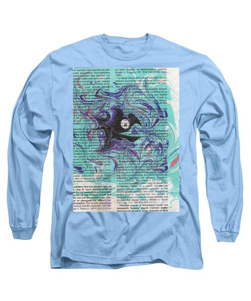 Jeremy Long Sleeve T-Shirt