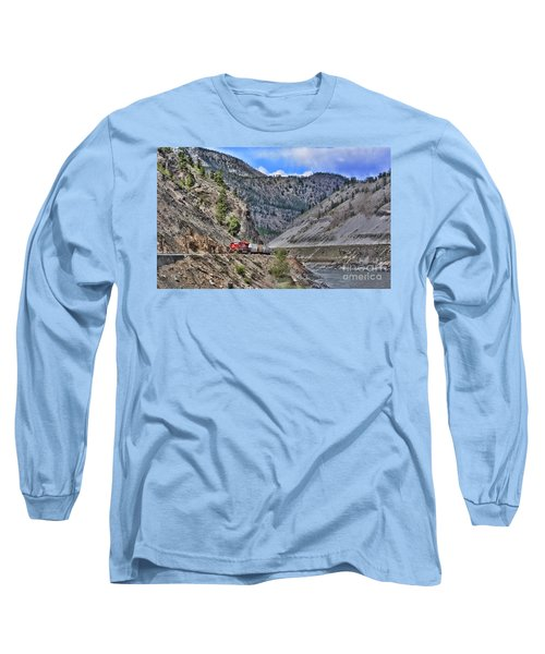 Just Passing Through Long Sleeve T-Shirt