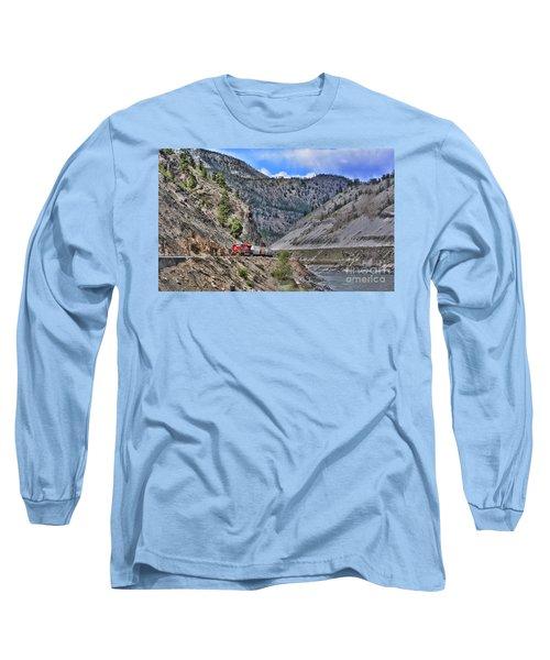 Just Passing Through Long Sleeve T-Shirt