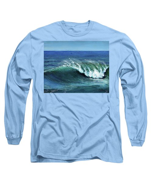 Ka Aniana Nalu Long Sleeve T-Shirt