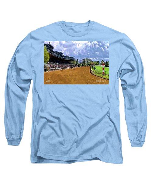 Keeneland The Stretch Long Sleeve T-Shirt