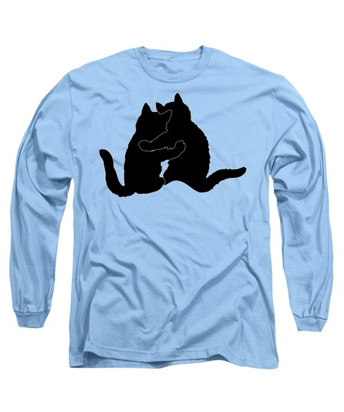 Kitty Hugs Long Sleeve T-Shirt