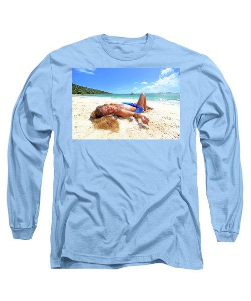 Lady Of The Leewards Long Sleeve T-Shirt