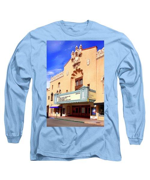Lensic Performing Arts Center Long Sleeve T-Shirt
