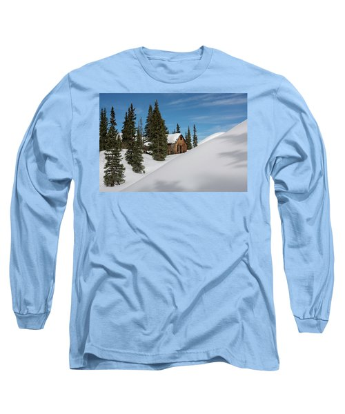 Little Cabin Long Sleeve T-Shirt