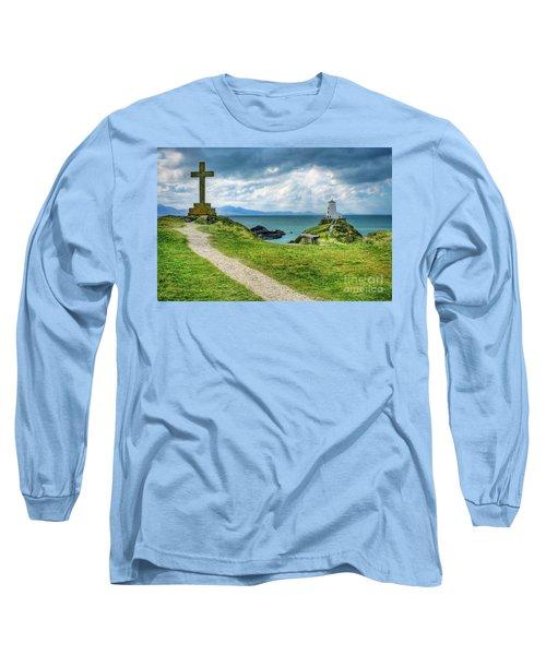 Llanddwyn Island Long Sleeve T-Shirt
